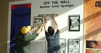 Off the Wall Artist Member Spotlight