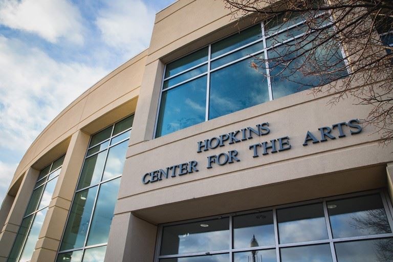 Hopkins Center for the Arts Building